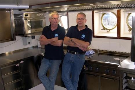 Het kombuis zeesleepboot holland - Kombuis keuken ...